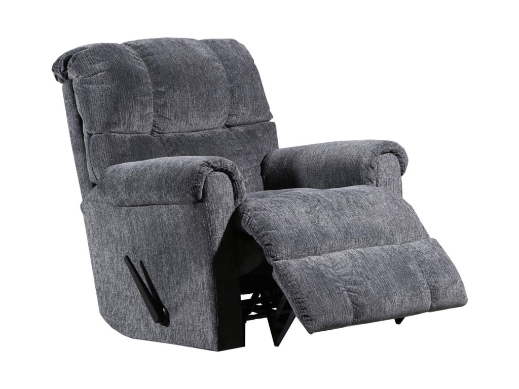 Lane AvengerPower Rocker Recliner with Heat and Massage