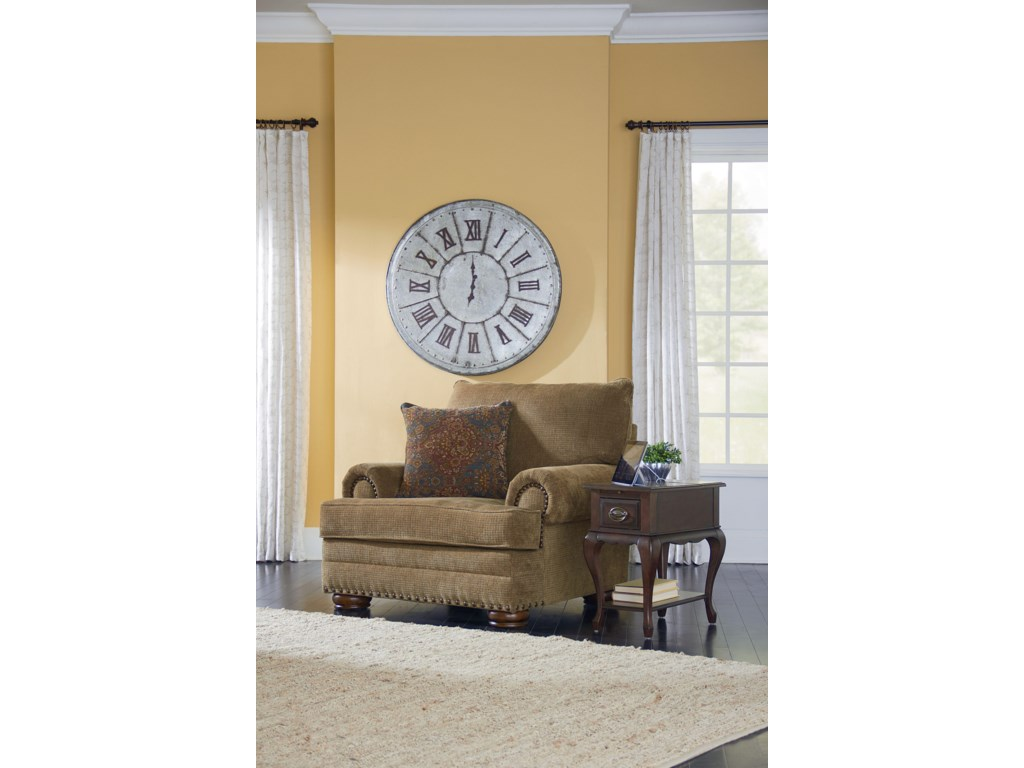 Lane CooperTraditional Stationary Chair