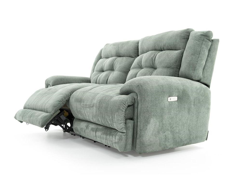 Lane CorsicaPowerized Double Reclining Sofa