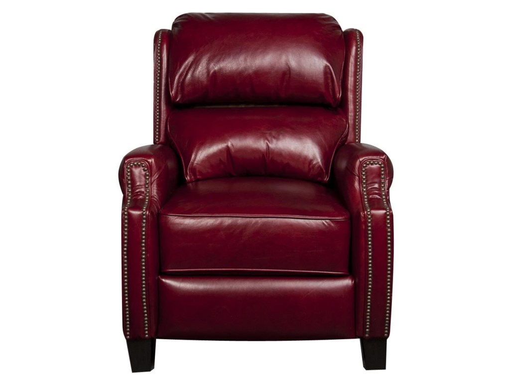 shop allen room furniture flip randall recliner ethan null living en leather recliners ca