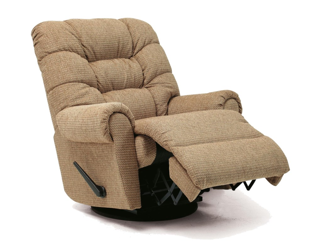Lane ReclinersZip Swivel Recliner