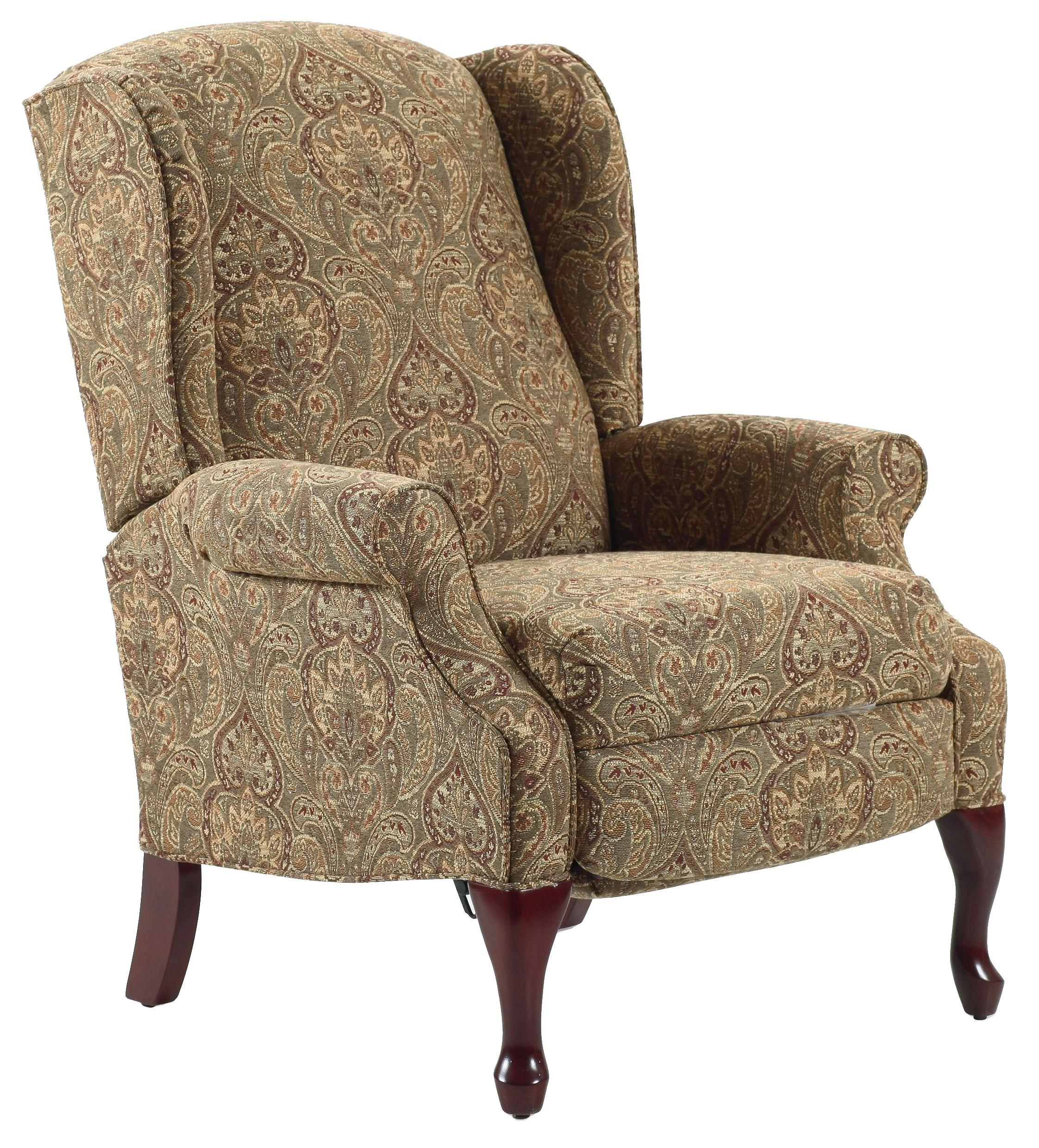 Lane Recliners H&ton Traditional High Leg Recliner in Wing Chair Style - Hudson\u0027s Furniture - High Leg Recliner  sc 1 st  Hudson\u0027s Furniture & Lane Recliners Hampton Traditional High Leg Recliner in Wing Chair ... islam-shia.org