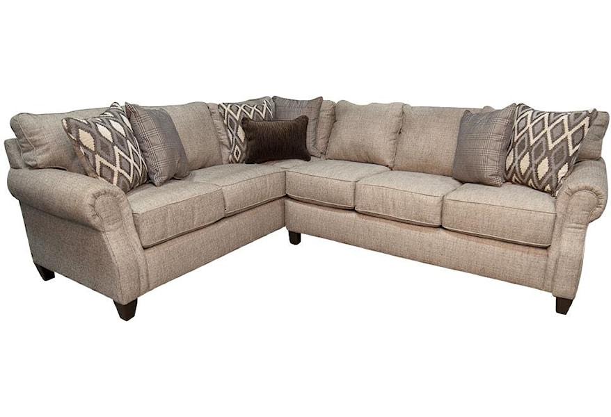 Lane Finnegan Sectional Sofa Morris