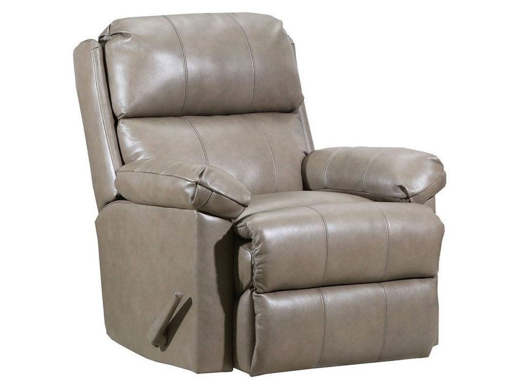 Lane FuryWallsaver Recliner with Heat and Massage