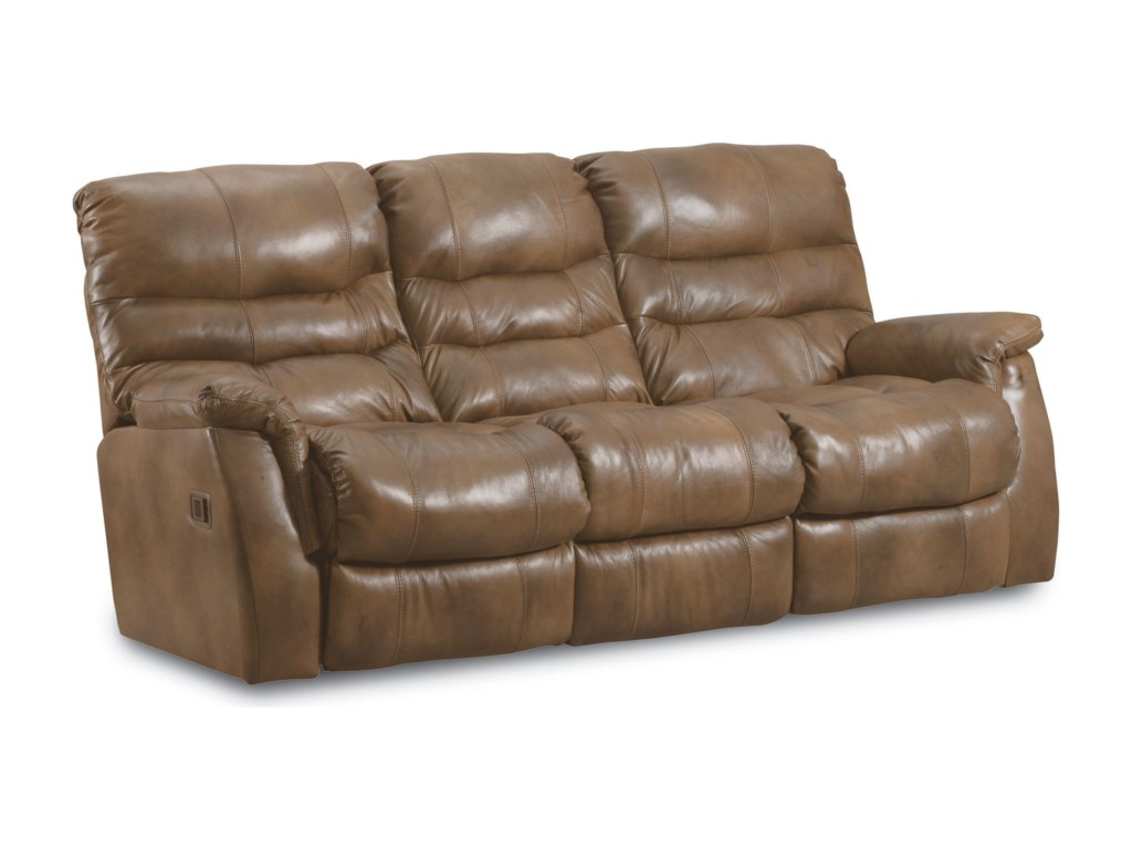 Lane Garrett Casual Garrett Double Reclining Sofa Rune S Furniture