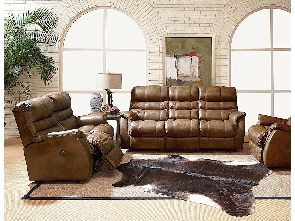 Lane GarrettGarrett Double Reclining Sofa