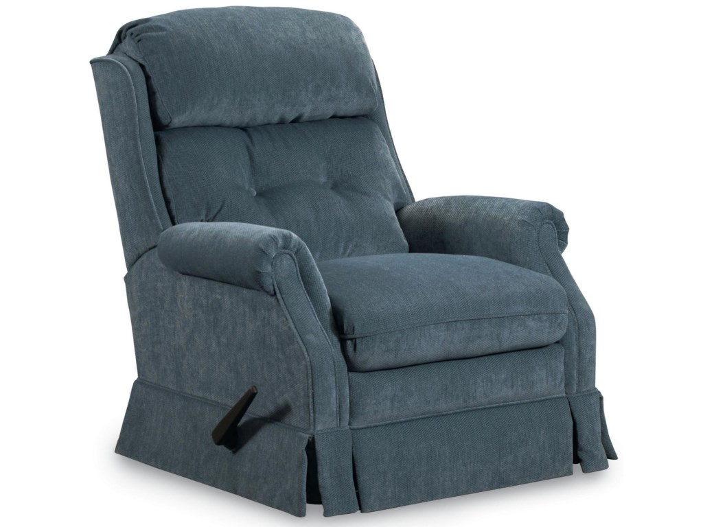 Lane Glider ReclinersCarolina Swivel Recliner