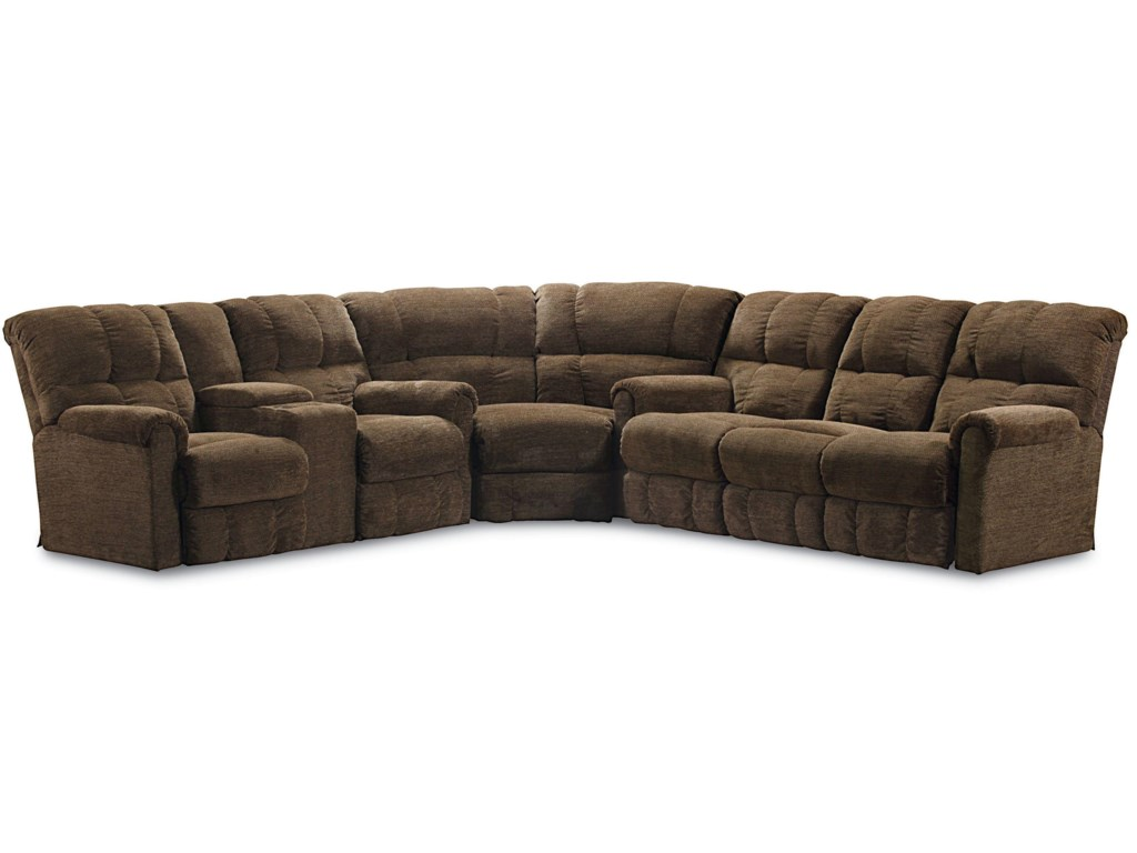 Lane Griffin3 Piece Sectional Sofa