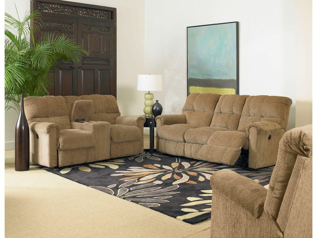 Lane GriffinGriffin Double Reclining Sofa