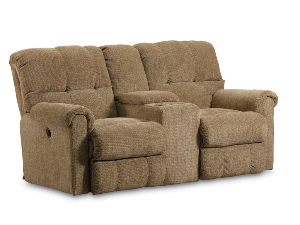 Lane GriffinGriffin Double Reclining Console Loveseat