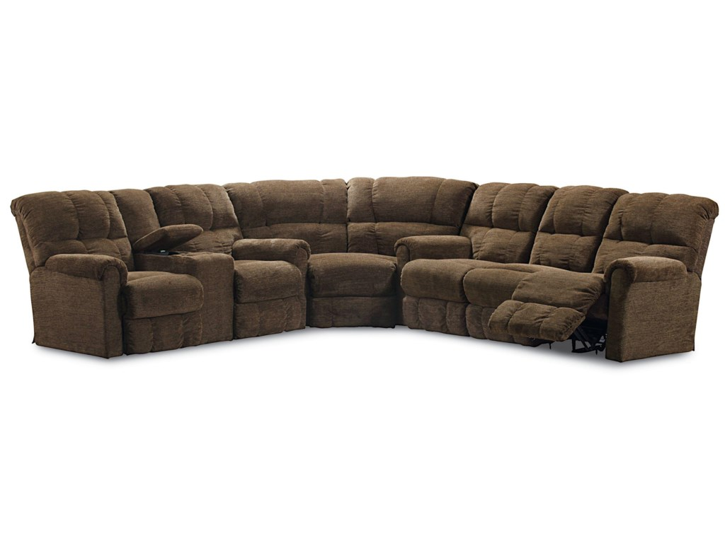Shown with Wedge and Reclining Sofa