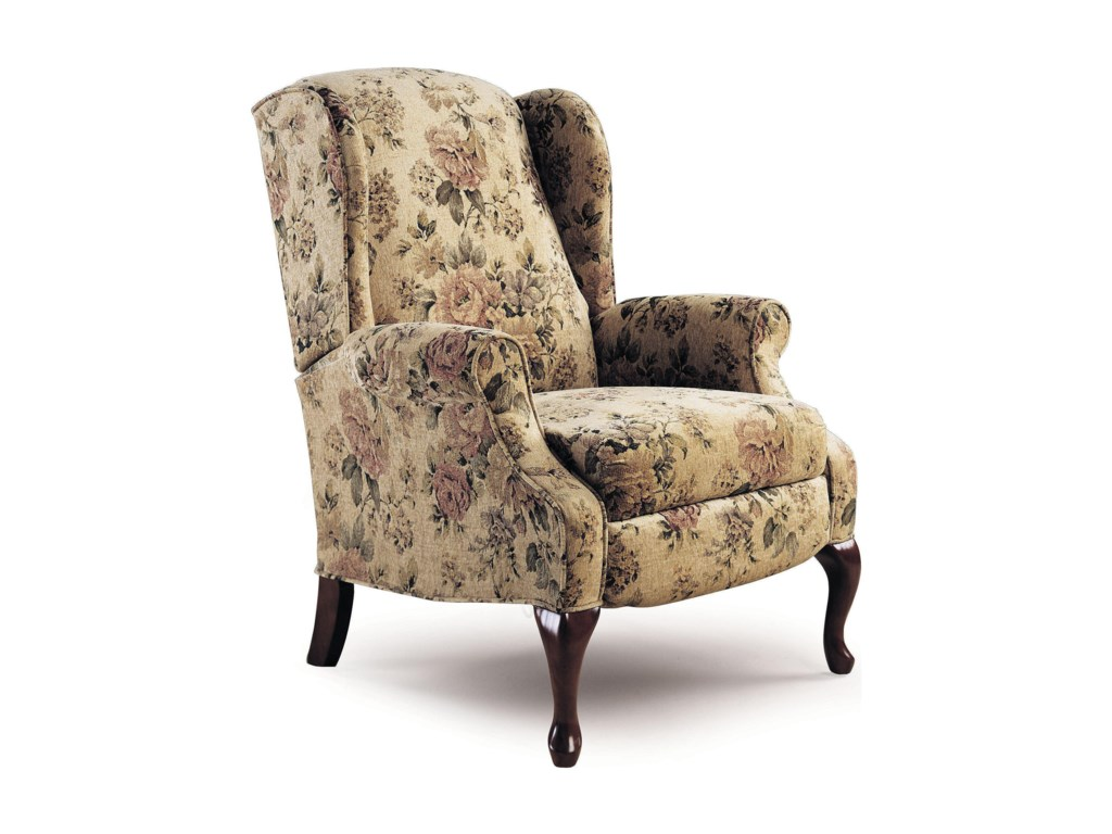 Lane Hileg - LaneHampton Traditional Hileg Recliner
