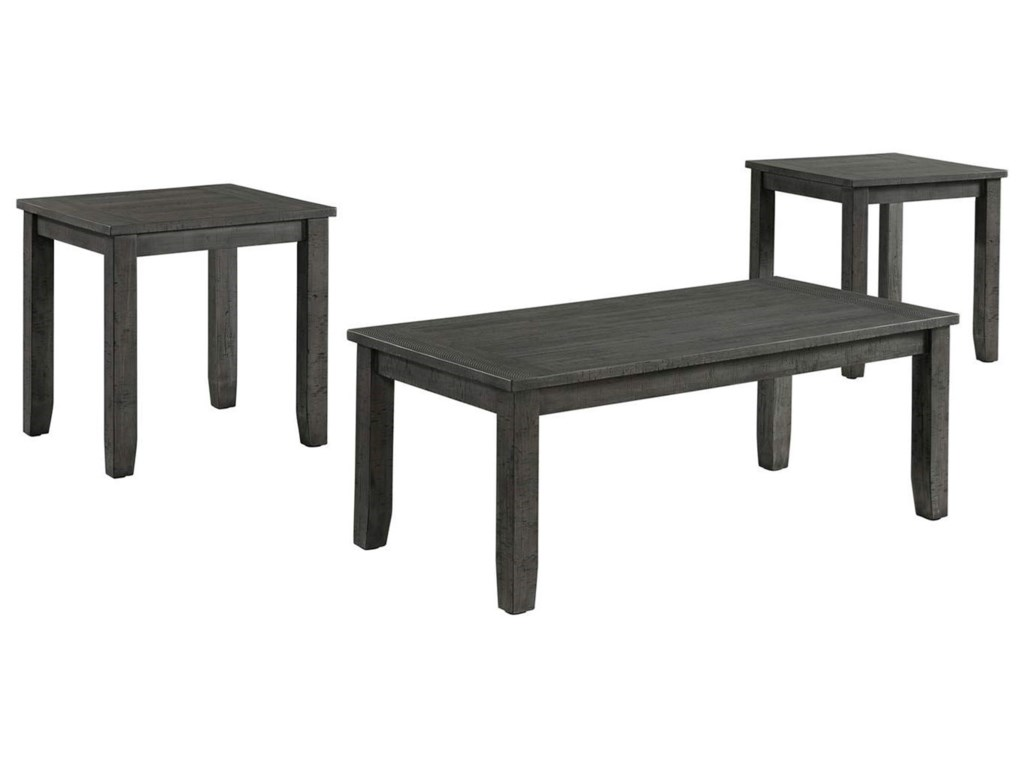 Lane 7045 Cocktail and End Table Set
