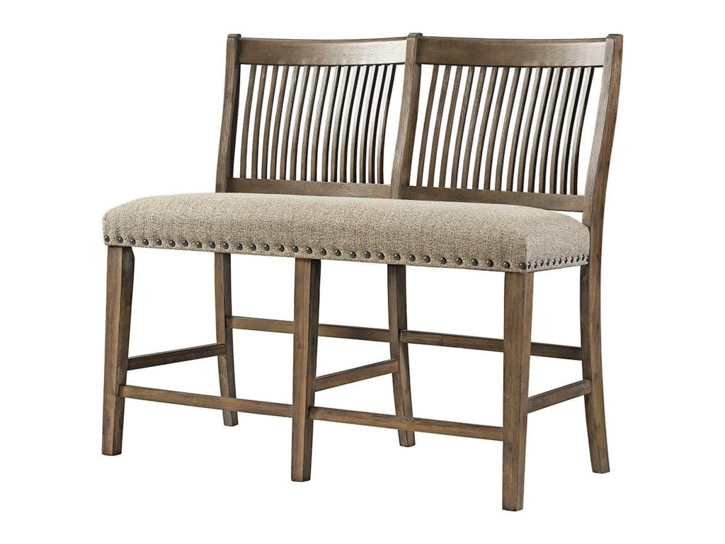 Hawthorne Hill DallasDallas Counter Height Dining Bench