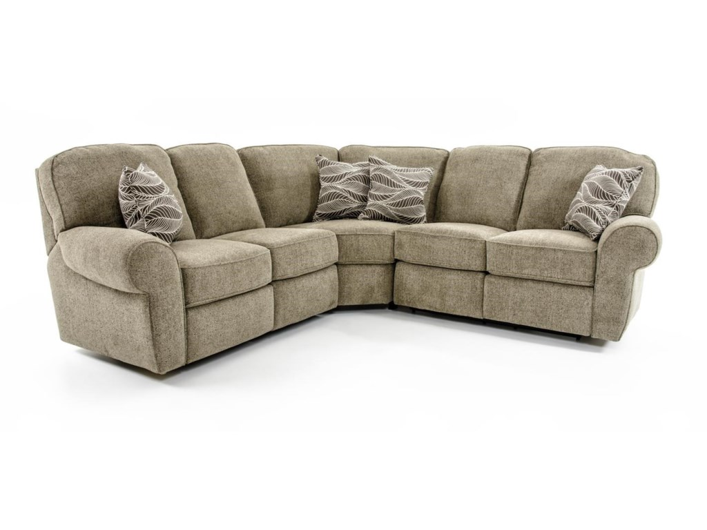 Lane Megan3 Piece Sectional Sofa