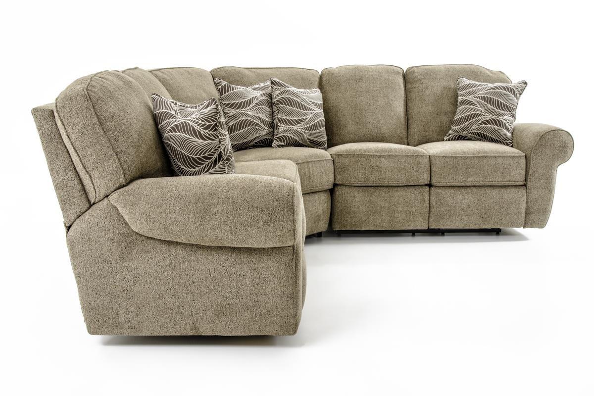 ... Lane Megan3 Piece Sectional Sofa ...