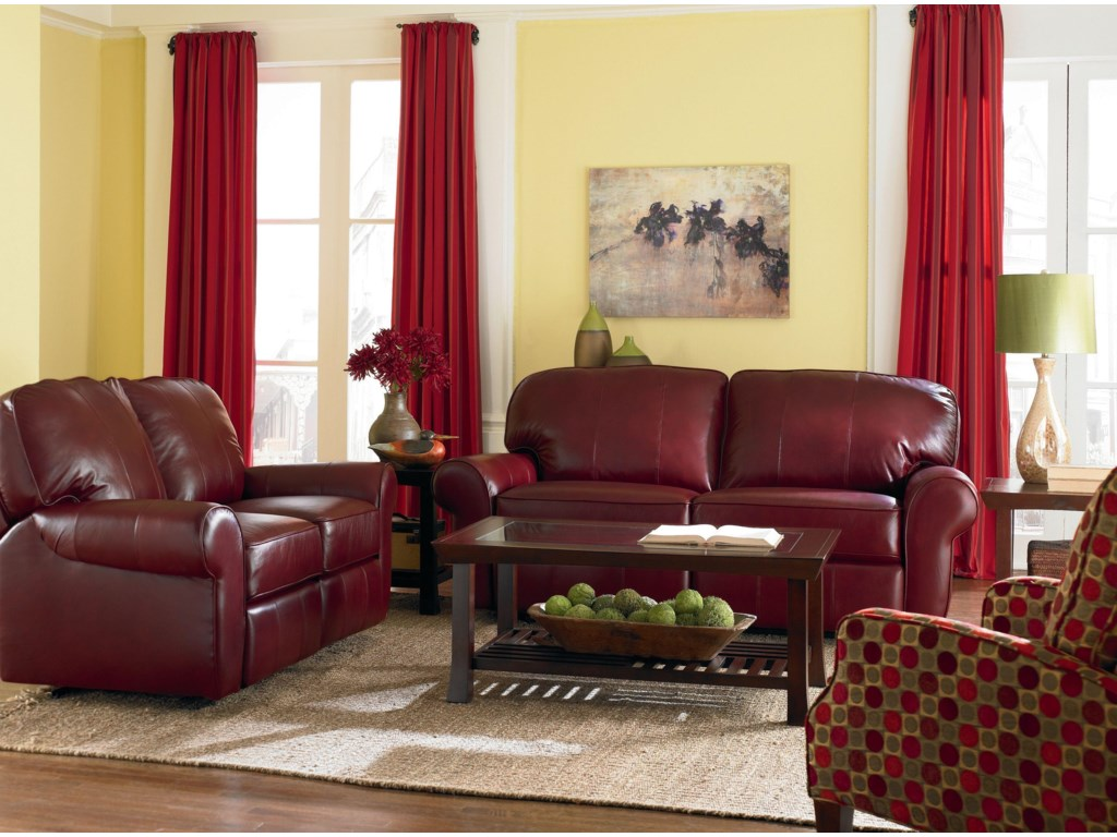 Shown with Coordinating Double Reclining Loveseat
