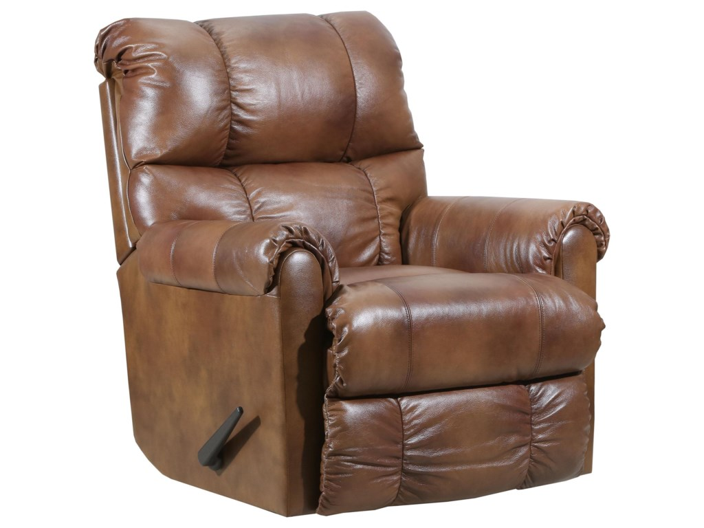 Lane Home Furnishings Recliners 2019Soft Touch Leather Rocker Recliner