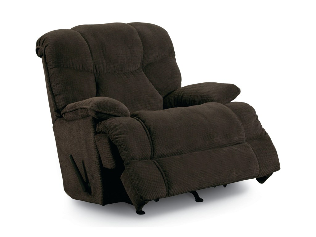 Lane Rocker ReclinersLuck Power Rocker Recliner