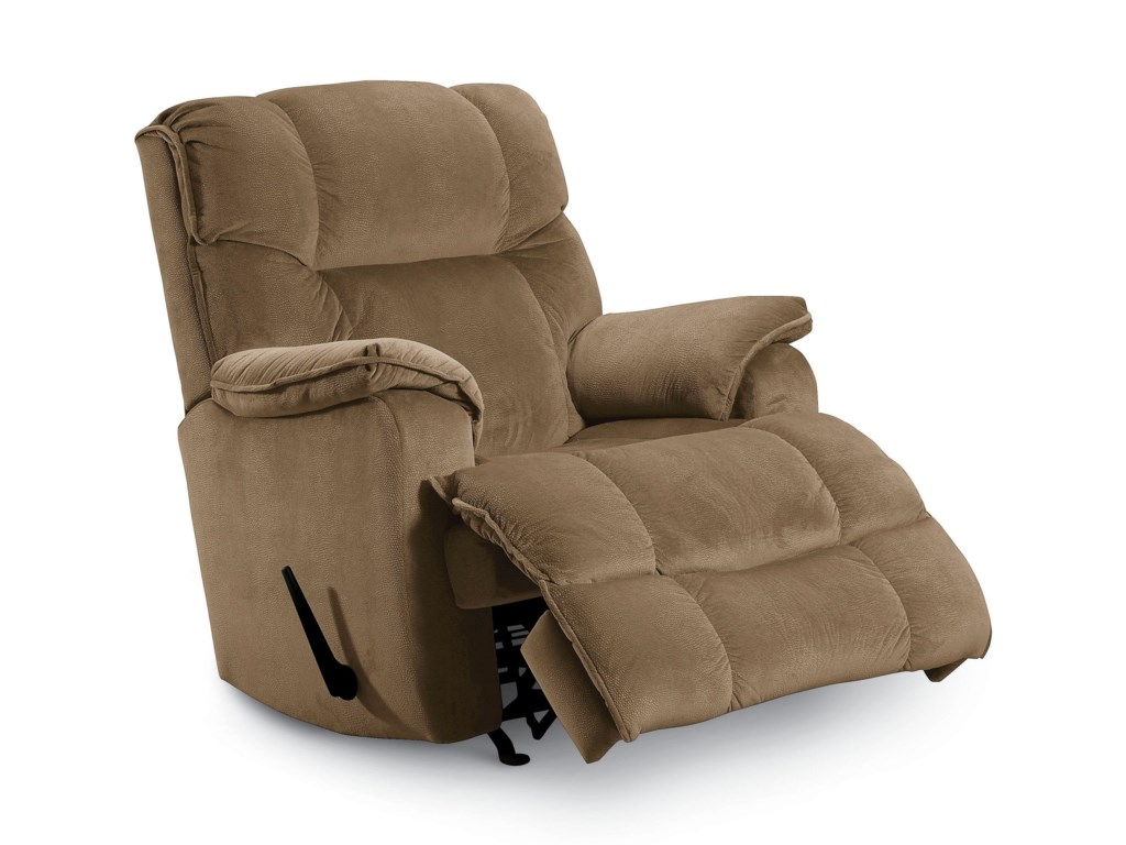 Lane Rocker - LaneComfortKing&reg Rancho Rocker Recliner