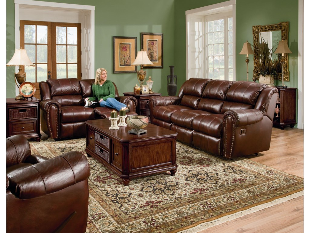 Shown here with matching Loveseat