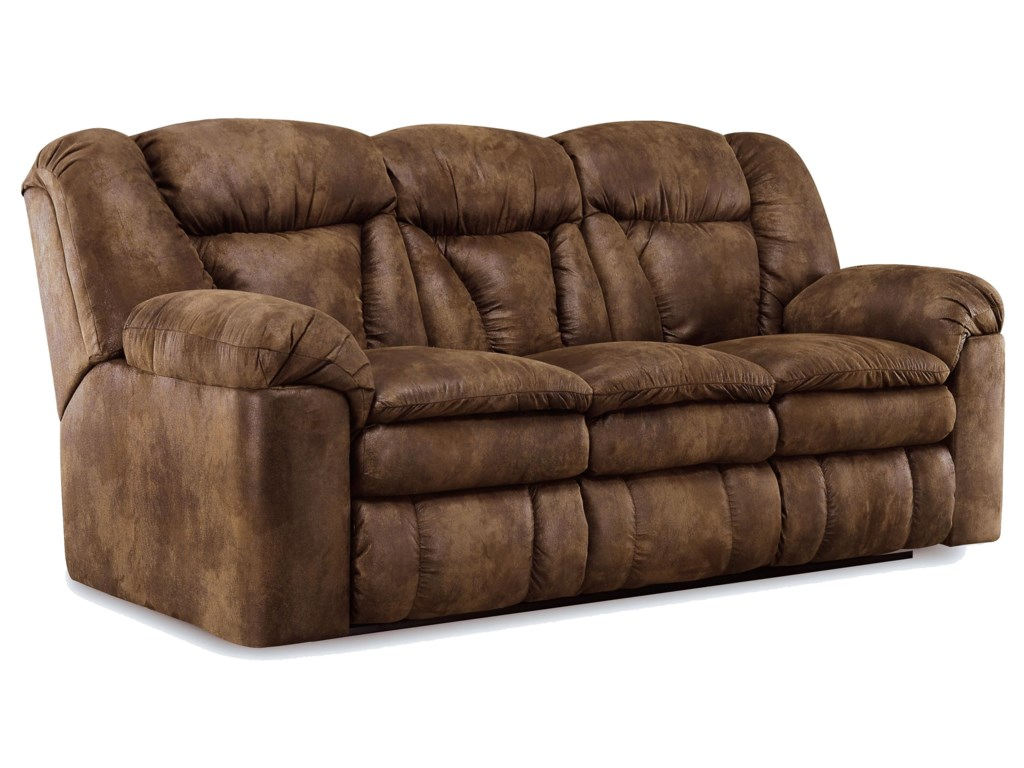 Lane Talon Double Reclining Sofa