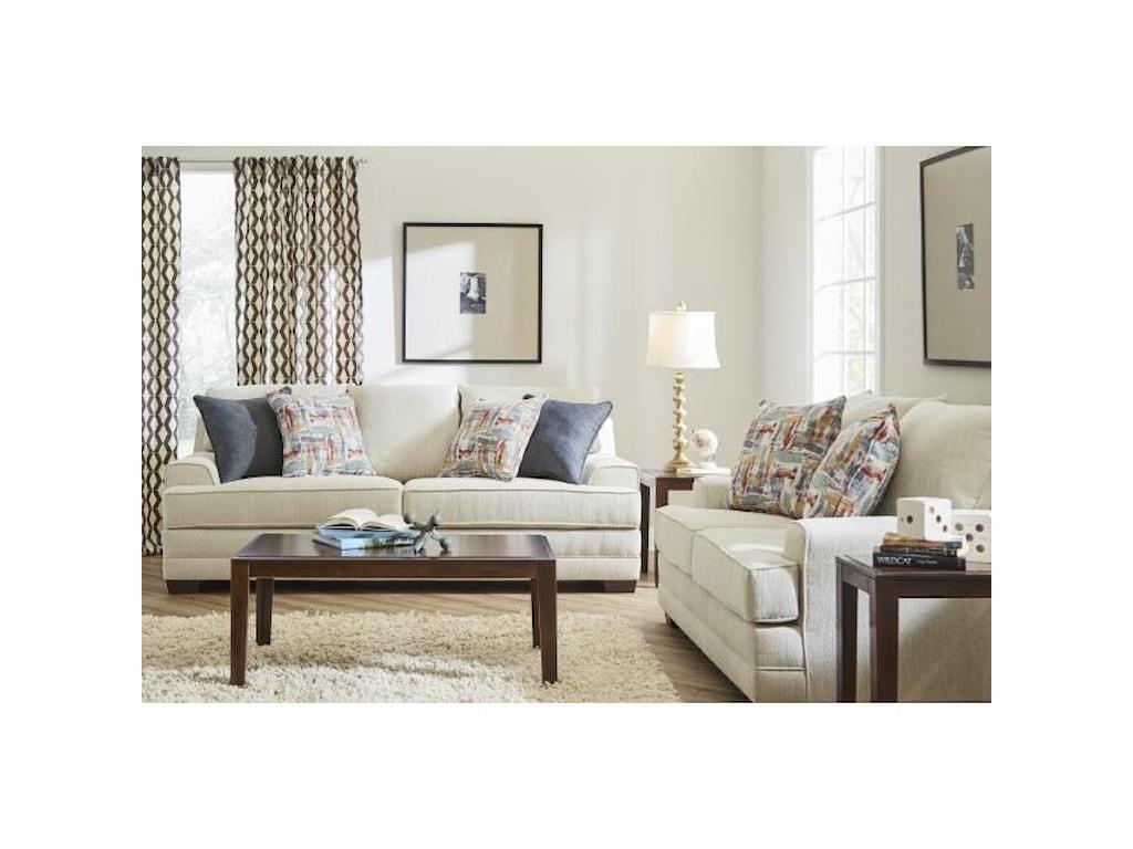 Lane WhitehavenStationary Living Room Group