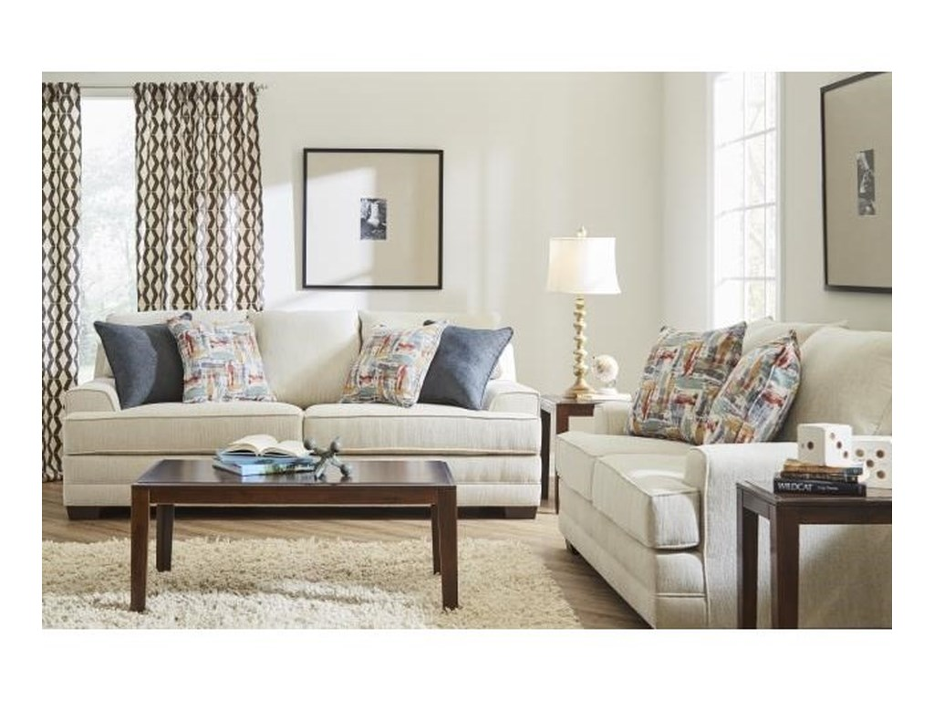 Lane WhitehavenLoveseat