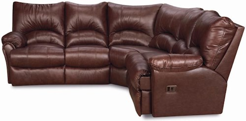 Lane Alpine Motion Sectional Sofa with Wedge