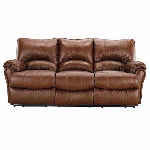 Lane Alpine Contemporary Double Reclining Sofa