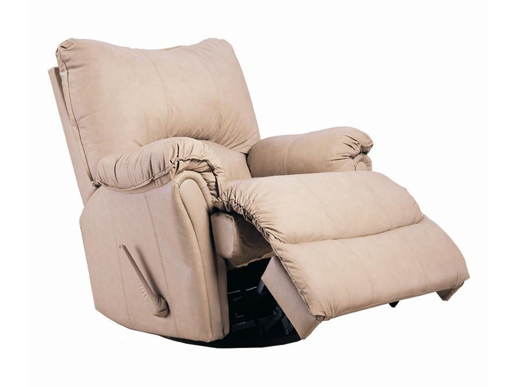 Lane AlpineGlider Recliner W/ Swivel