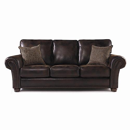 Lane Benson Sofa Sleeper With Nailhead Trim Wilson 39 S Furniture Sleeper Sofas Bellingham