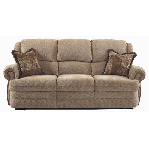 Lane hancock double reclining sofa lindy 39 s furniture for Furniture 500 companies