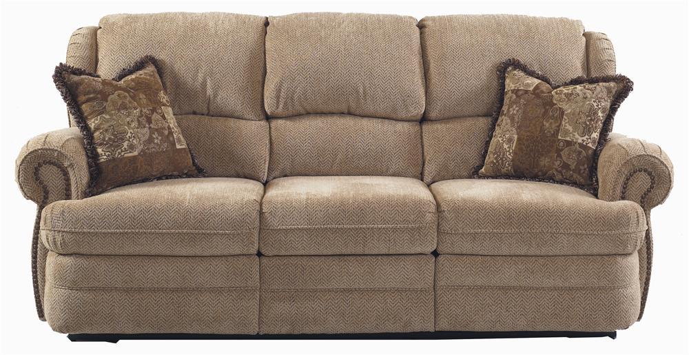 Good Lane HancockDouble Reclining Sofa ...