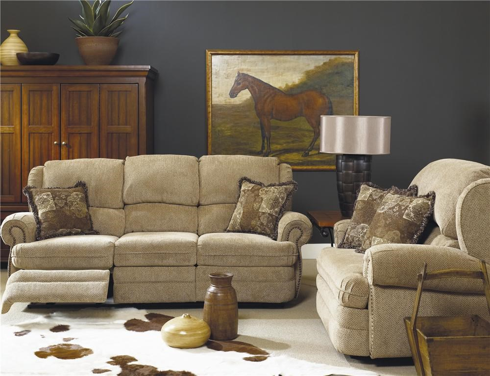 Shown With Snuggler Recliner