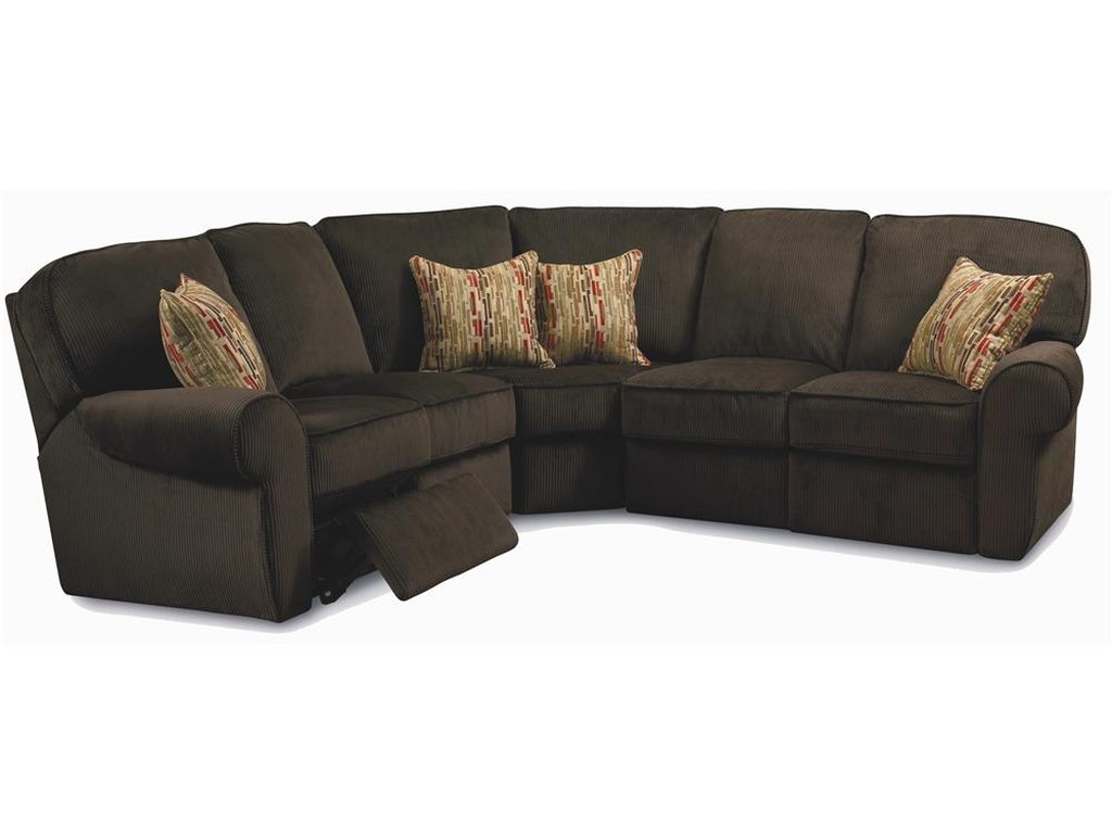 Lane Megan3 Piece Sectional Sofa