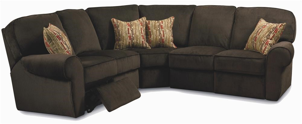 Beau Lane Megan 3 Piece Sectional Sofa
