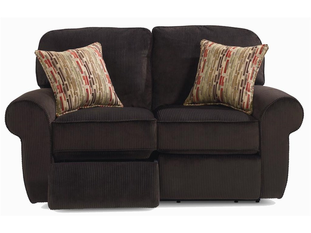 Lane MeganDouble Reclining Loveseat