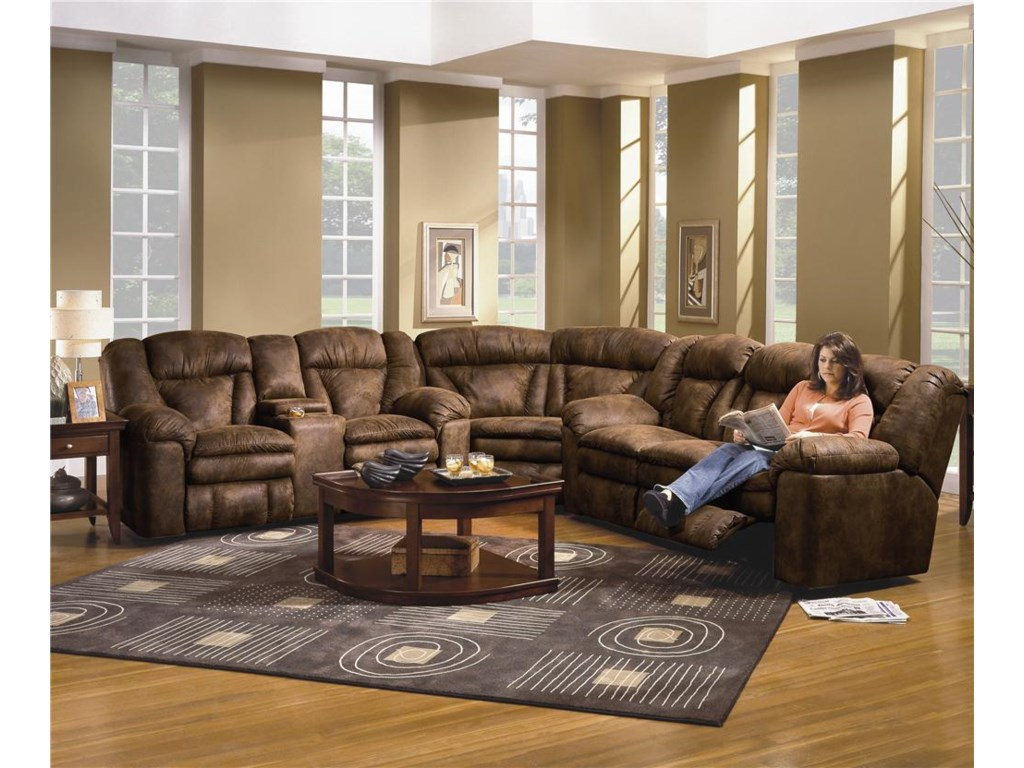 Lane TalonMotion Sectional