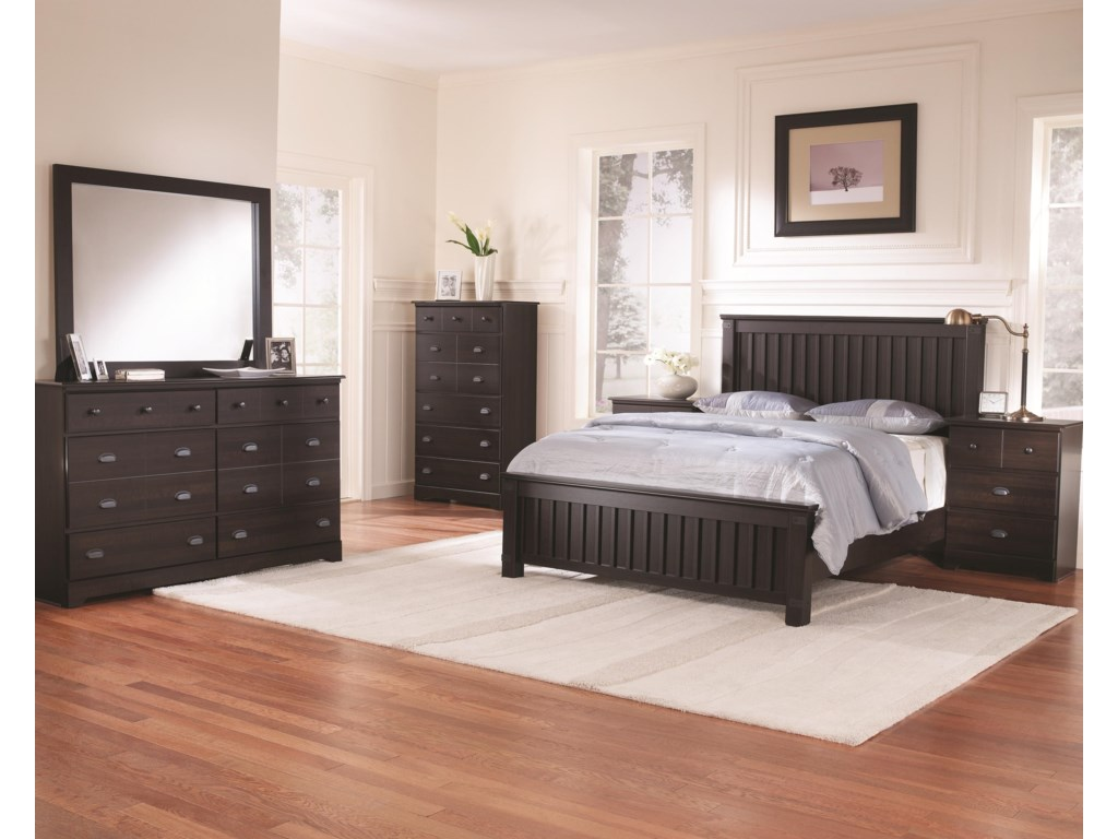 Lang BayfieldTwin Post Bed