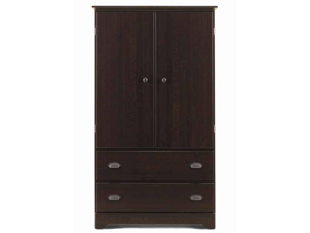 Lang Bayfield2 Drawer Armoire