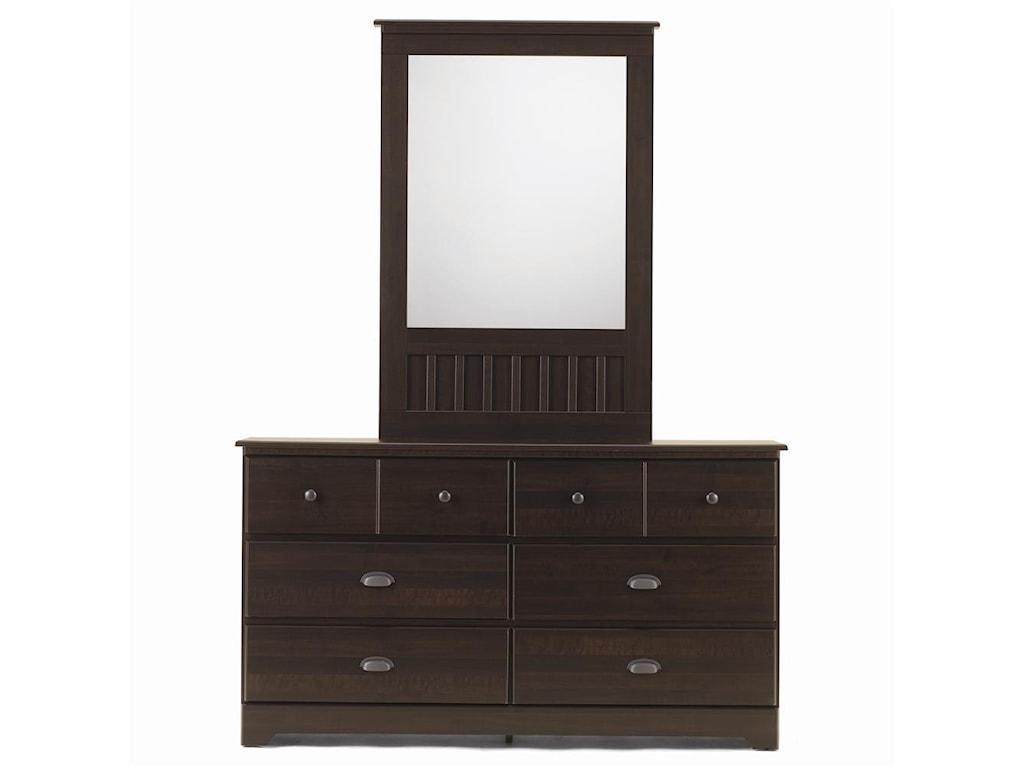 Lang BayfieldFramed Mirror
