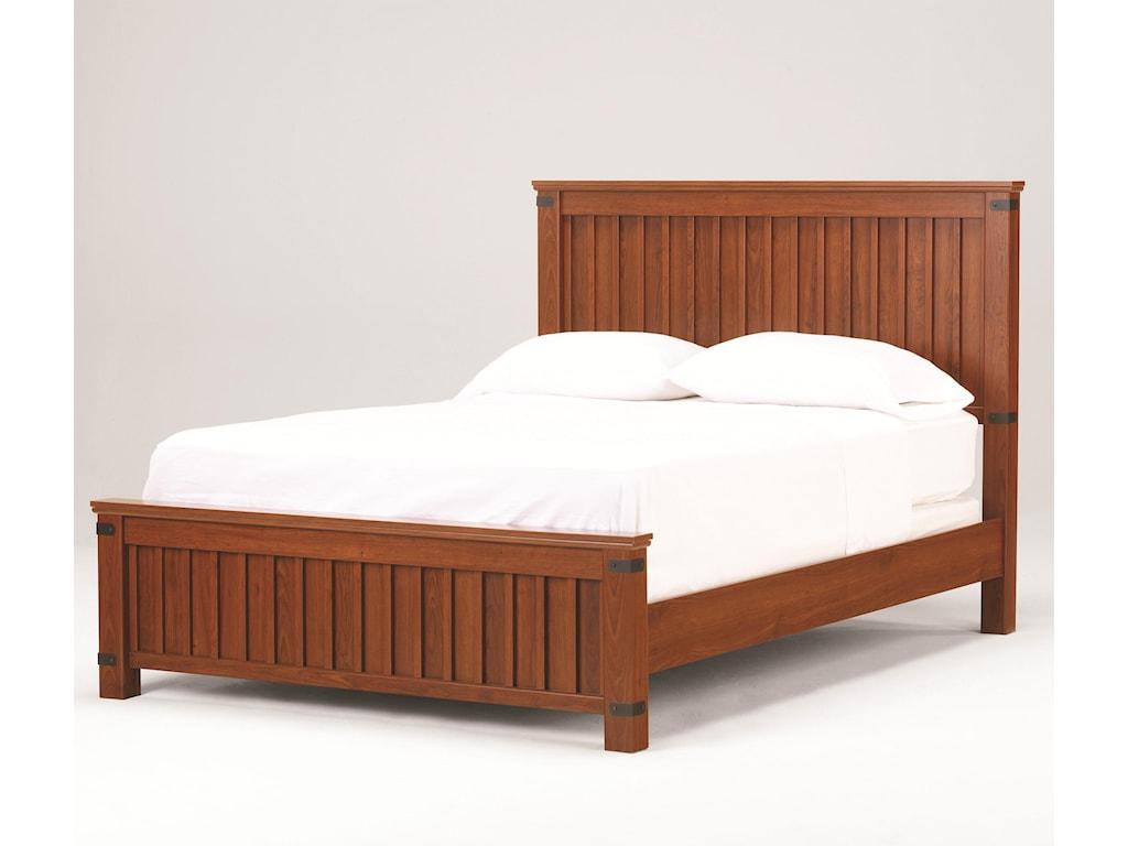 Lang BayfieldQueen Post Bed