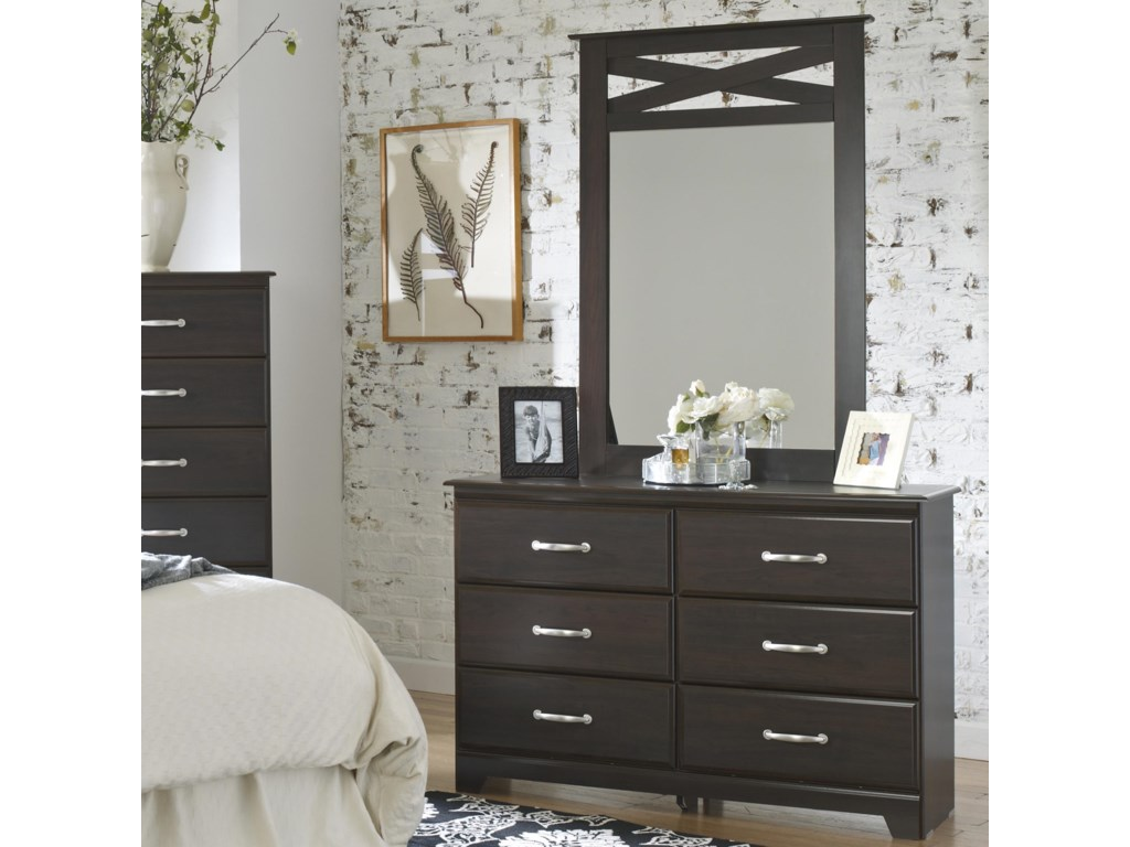 Lang BerlinDresser and Mirror Combo