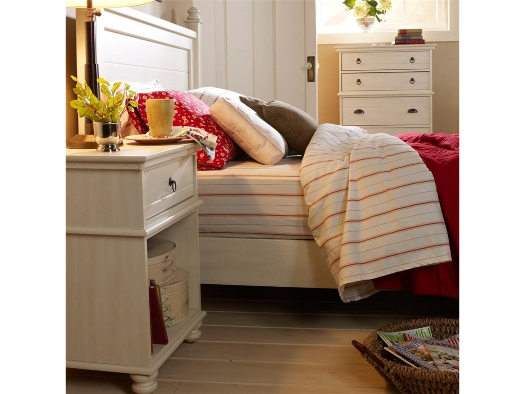 Lang Echo Bay1 Drawer Nightstand