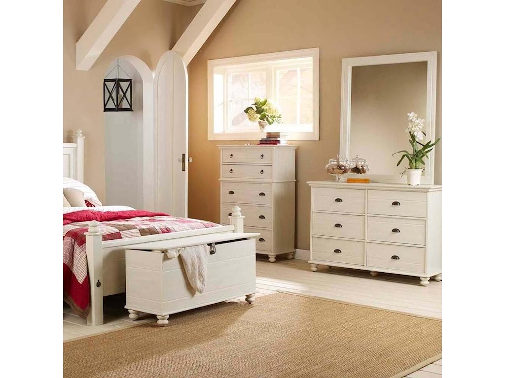 Lang Echo Bay6 Drawer Dresser