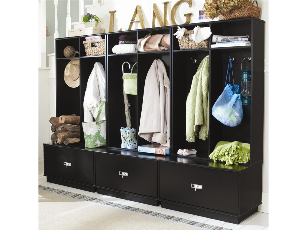 Lang HartlandEntry Utility Locker Hall Tree