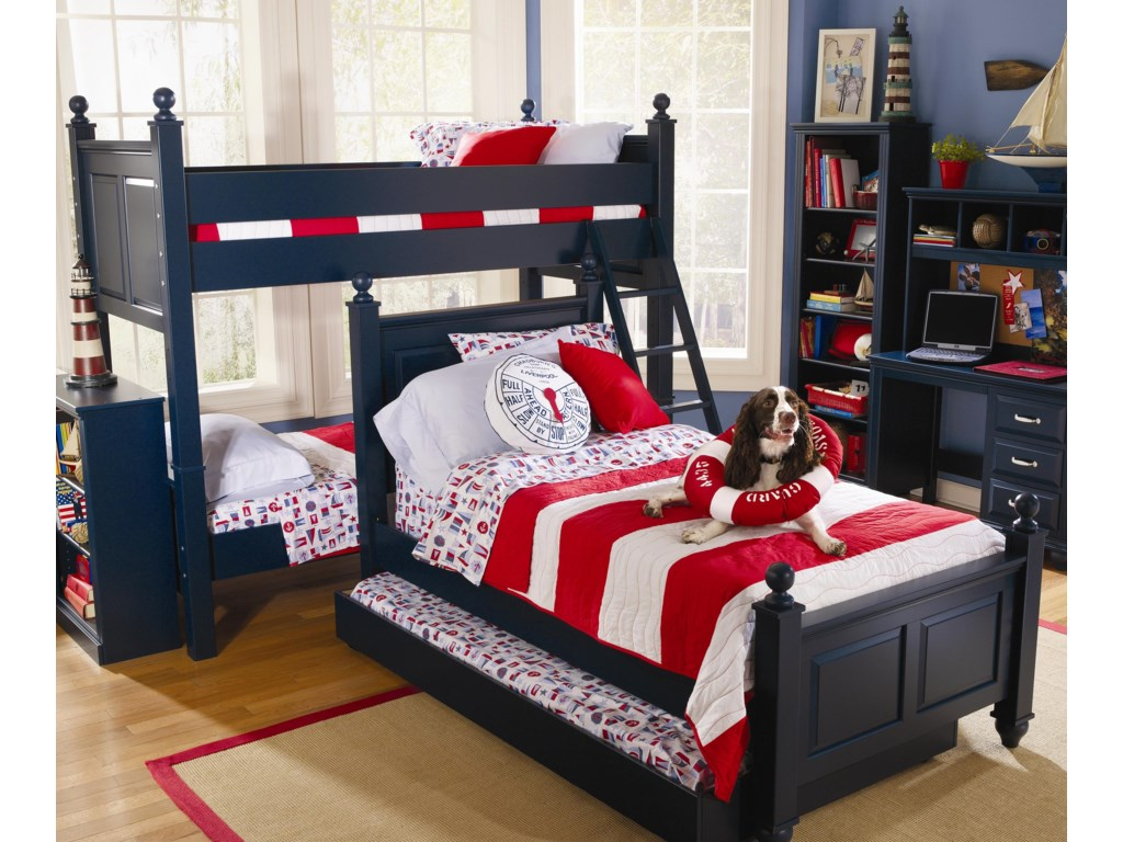 Lang MadisonTwin Over Twin Bunk Bed Assembly