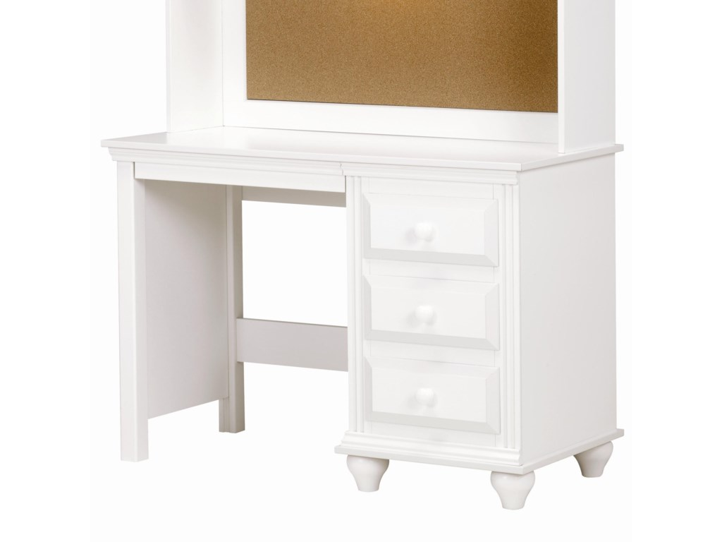 Lang Madison4 Drawer Desk with Pencil Tray