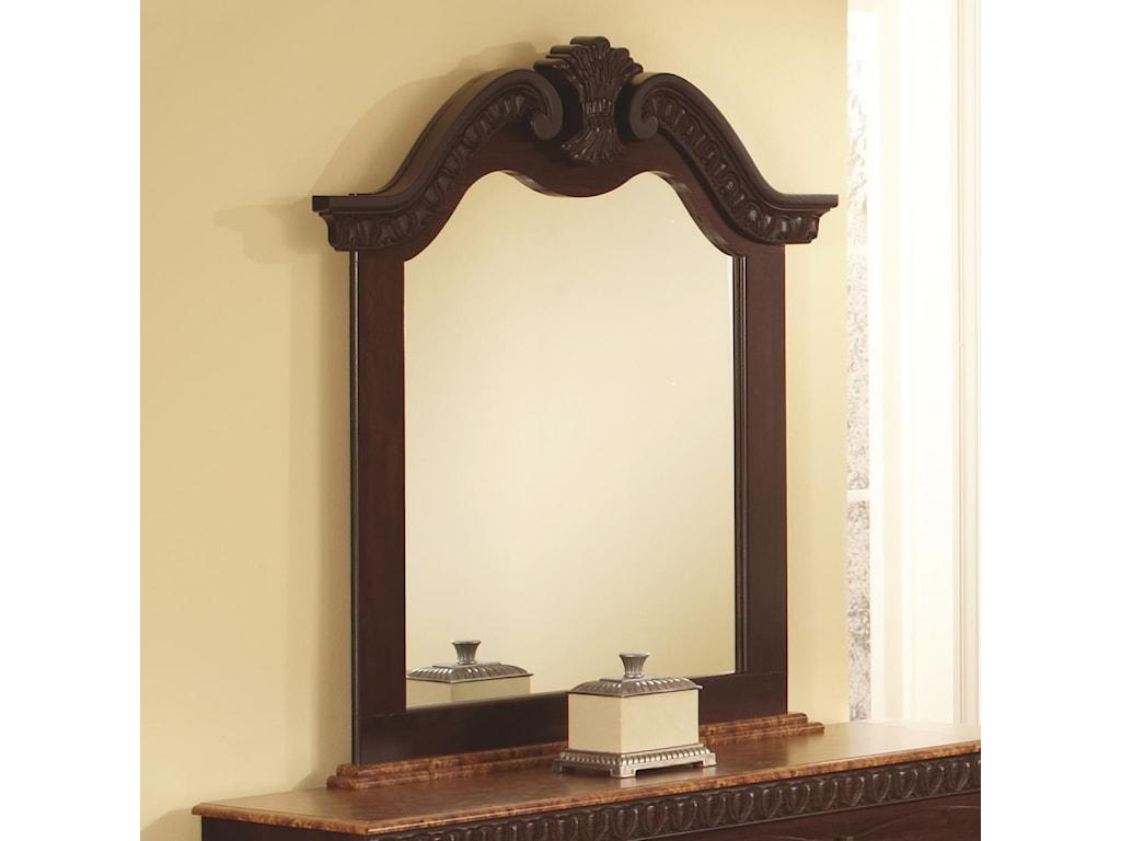 Lang RacineDresser & Mirror Set